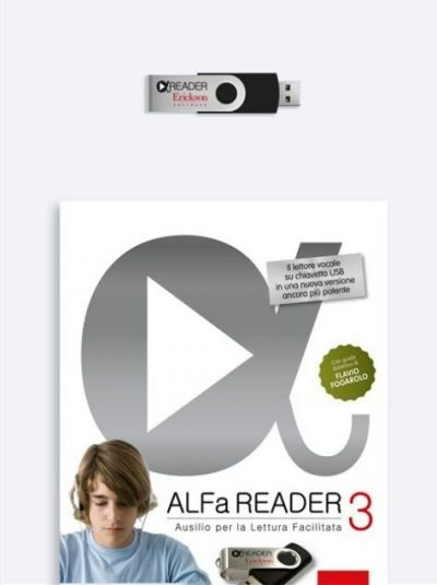 alfa reader lettore vocale usb